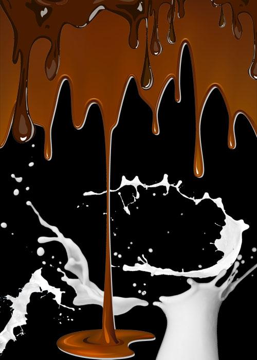 Молочная капля, Сок Коровье молоко КРС, Напиток молочный PNG | HotPNG | 700x500