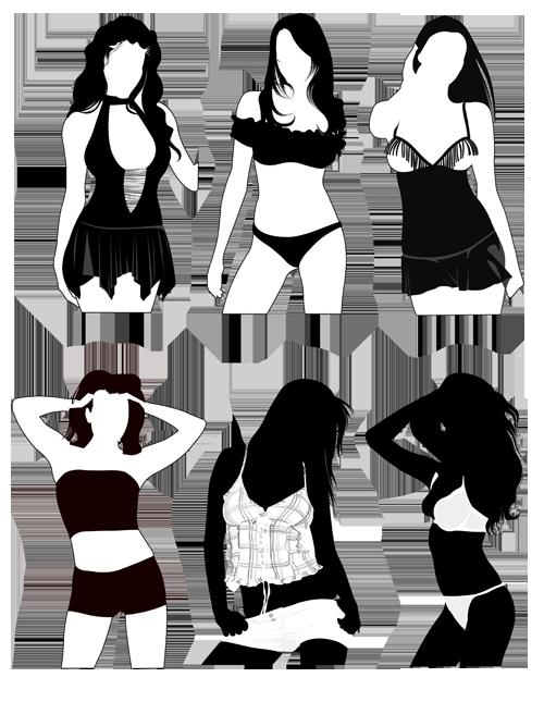 картинки png черно белые