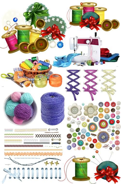 Для шитья и вязания 754
